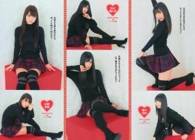 French Kiss (AKB48) для Weekly Playboy