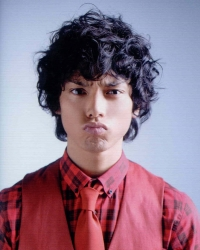 Hiro Mizushima для Hiromode Photobook