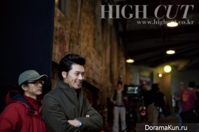 Hyun Bin, Tang Wei для High Cut