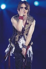 Kamenashi Kazuya (Kat-Tun) для Concert Concept