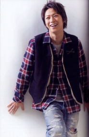 Kamenashi Kazuya для Yamanade Photobook