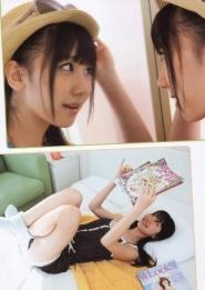 Kashiwagi Yuki (AKB48) для Big Comic Spirits