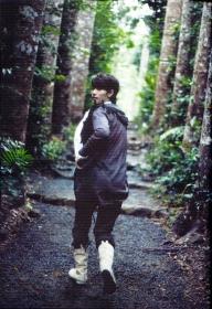 Miura Haruma для Photoshoot Часть 01