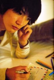 Miura Haruma для Photoshoot