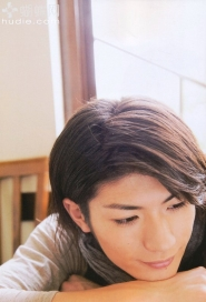 Miura Haruma для Switch Photobook
