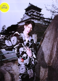 Miyavi для Arena 37c Сентябрь 2005