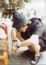 Miyavi для Uka Photobook White