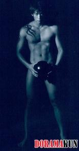 Nicky Sura Teerakol для Modelo & Actor Photobook