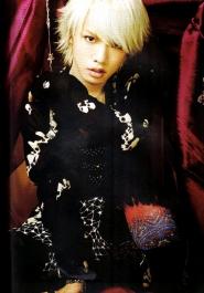 Ogata Hiroto (Alice Nine) для Zy