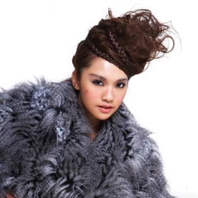 Rainie Yang для Vogue Taiwan 2010