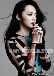 Yao Chen для FIGARO