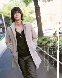Yuta Hiraoka для Television Homme Vol.1 2007