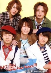 Интервью KAT-TUN для TV Guide февраль 2011