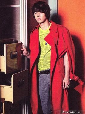 Интервью SHINee японскому журналу B-Pass