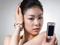 KIM Yuna для Samsung Mobile 2009