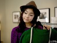 Kim Yuna для Samsung Anycall Galaxy Tab