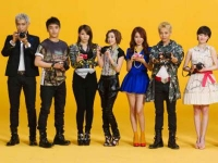 BIGBANG, 2NE1, YG Family для Nikon Ver B