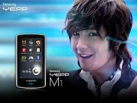 Jang Geun Suk для Samsung YEPP