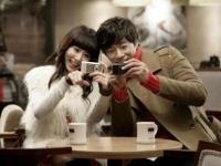 Lee Chun Hee и Park Ye Jin для Haptic On