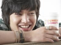 Lee Min Ho для Dunkin Donuts