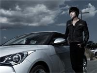 Lee Min Ho для hyundai veloster dct