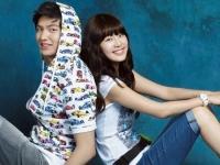 Lee Min Ho и Han Ji Hye для Bang Bang