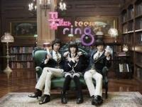 Lee Min Ho, Go Hye Sung, Kim Bum для LG Teen Ring