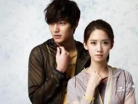 Lee Minho, Yoona (SNSD) для EIDER 2012