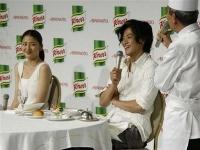 Oguri Shun для Knorr