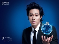 So Ji Sub для VONIN The Style BLUE
