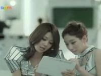 Sooyoung and Taeyeon SNSD для Daum