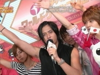 Yamashita Tomohisa для Kitty GYM volleyball