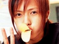 Yamashita Tomohisa для Pringles