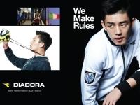 Yoo Ah In для DIADORA
