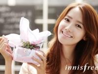 Yoona (SNSD) для Innisfree