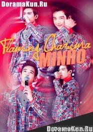 Flaming Charisma Minho (샤이니) SHINee