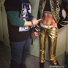 Дара из 2NE1