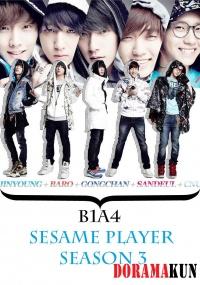 B1A4 Sesame Player Season 3