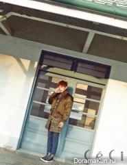 2AM (Jinwoon) для CeCi January 2015