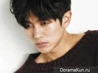 2AM (Seulong) для Nylon December 2014