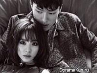 Dara (2NE1), Kang Seung Yoon (WINNER) для Elle June 2015