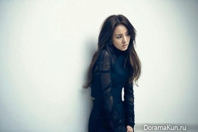 2NE1 (Dara) для Esquire April 2015 Extra