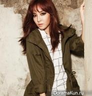 Dara (2NE1) для Style Penshoppe 2015 CF