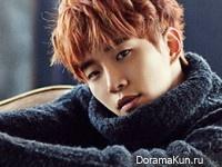 2PM (Junho) для CeCi January 2015 Extra