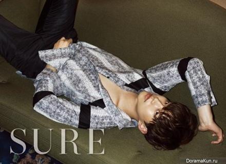 2PM (Junho) для SURE March 2015