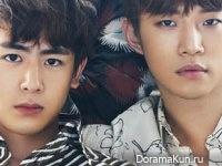 2PM для Cosmopolitan May 2015