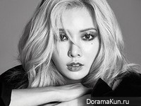 4Minute (Hyuna) для CeCi September 2015