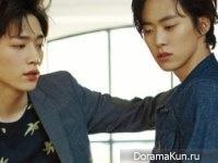 Seo Kang Joon, Gong Myung (5urprise) для CeCi April 2015 Extra