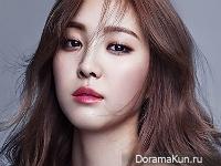 A Pink (Naeun) для Cosmopolitan November 2015
