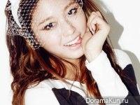 AOA (Choa, Ji Min, Seol Hyun) для CeCi January 2014